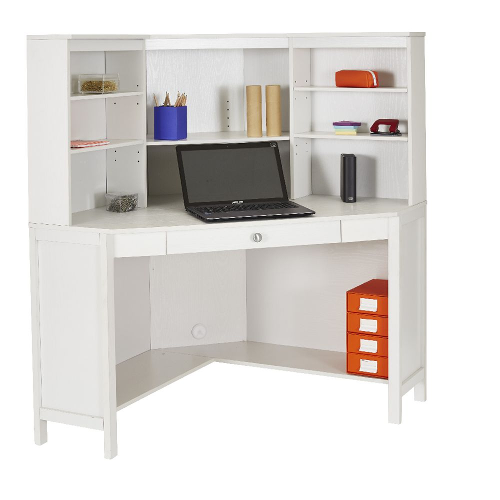 Officeworks Desks For Sale Corner L Glaze Office Large Size U Shaped Desk And Long White