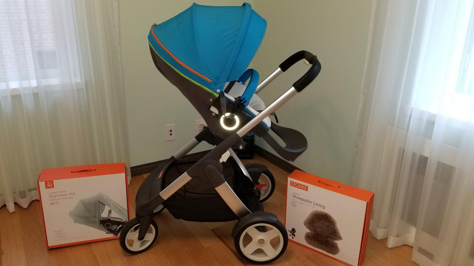 Stokke Stroller Weight Stokke Trailz Crusi 3 In 1 Baby Stroller