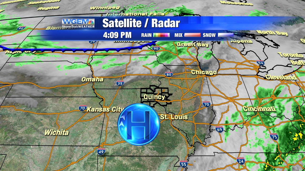Fantastic Fall Weather Continues This Evening Wgem