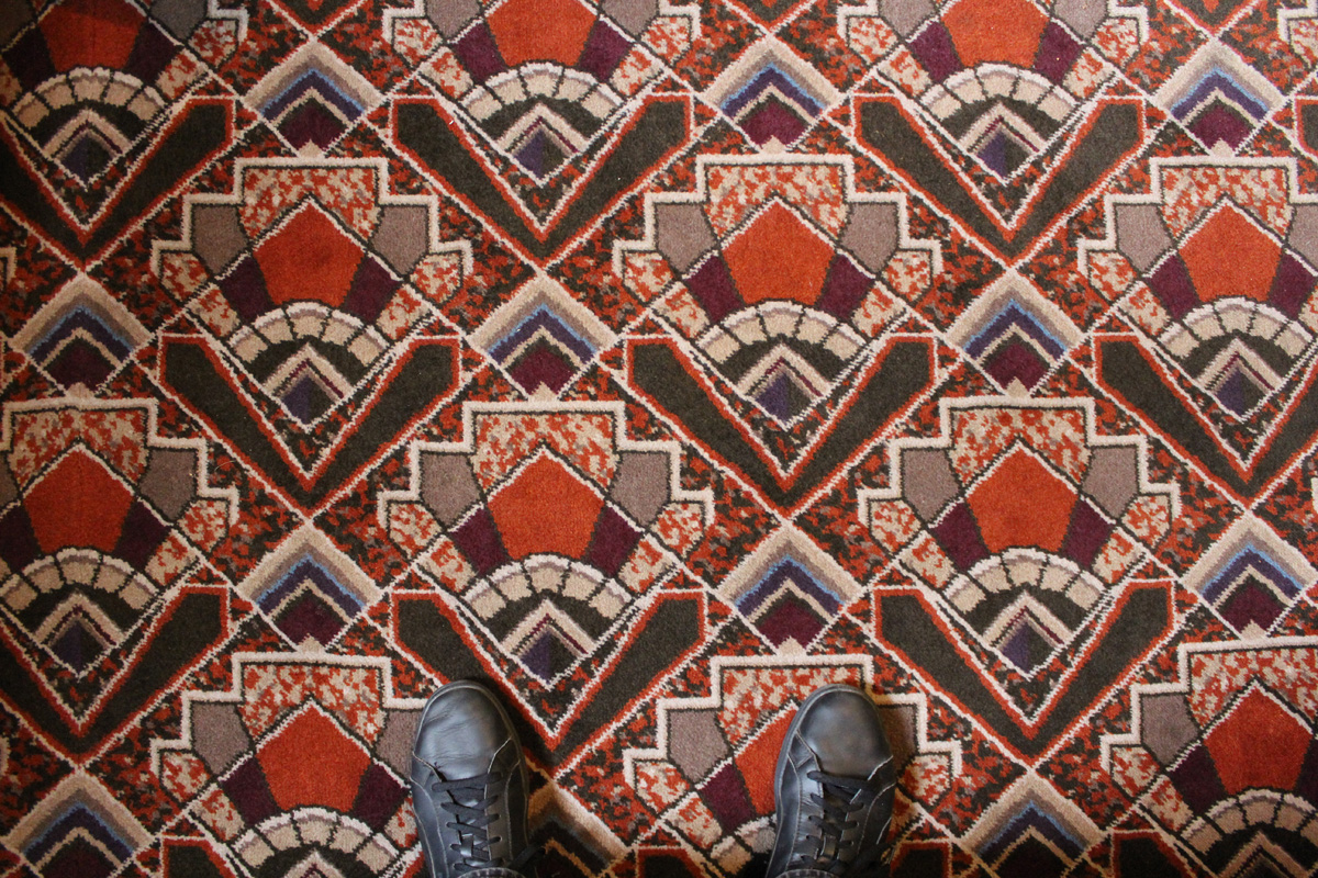 Wetherspoon39s Carpets An Appreciation Creative Review