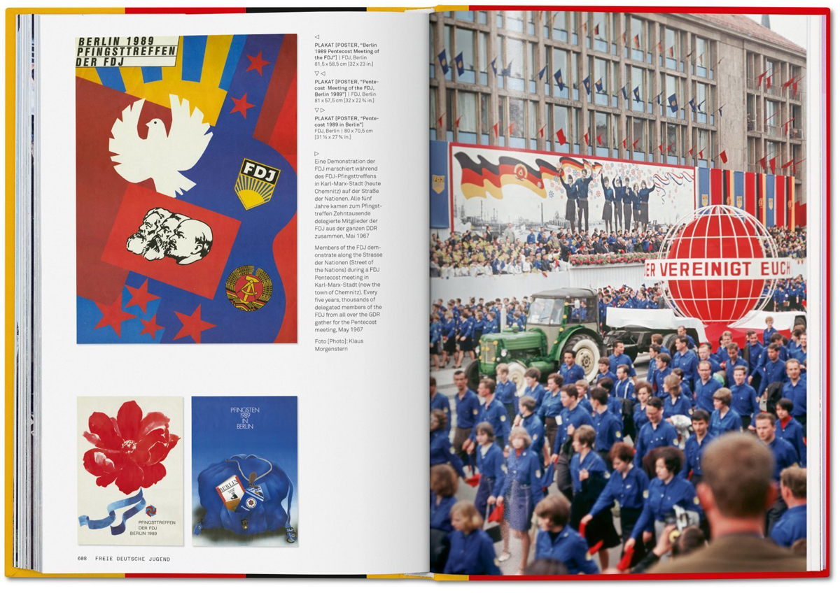Cm Fu Berlin New Book From Taschen Explores East German Design