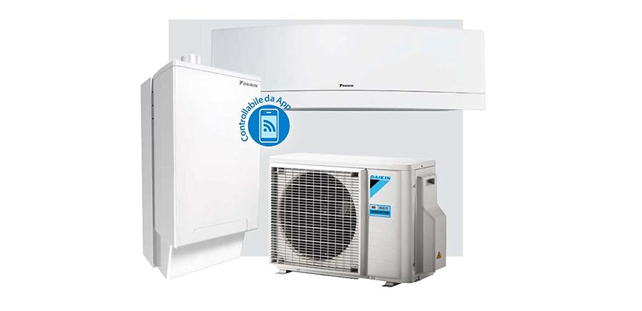 Daikin39s First Heat Pump Hybrid On R32 Cooling Post