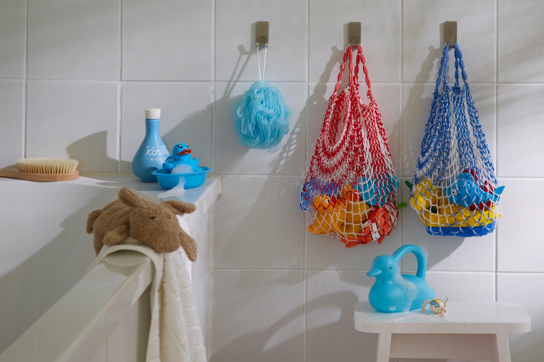 Aufbewahrung Badezimmer Spielzeug Mini Koffer Hema