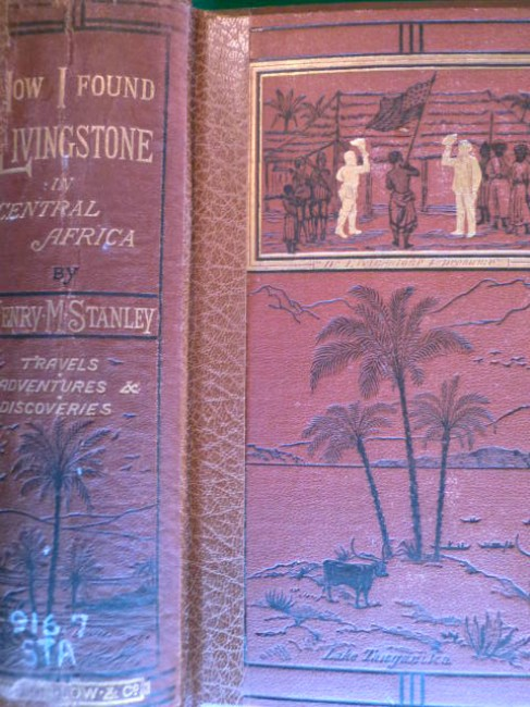 How I Found Livingstone; Travels, Adventures, And Discoveries In