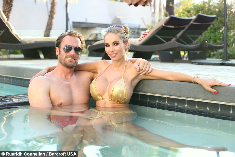 Too Bling For Germany Baywatch Couples 100k A Month Life