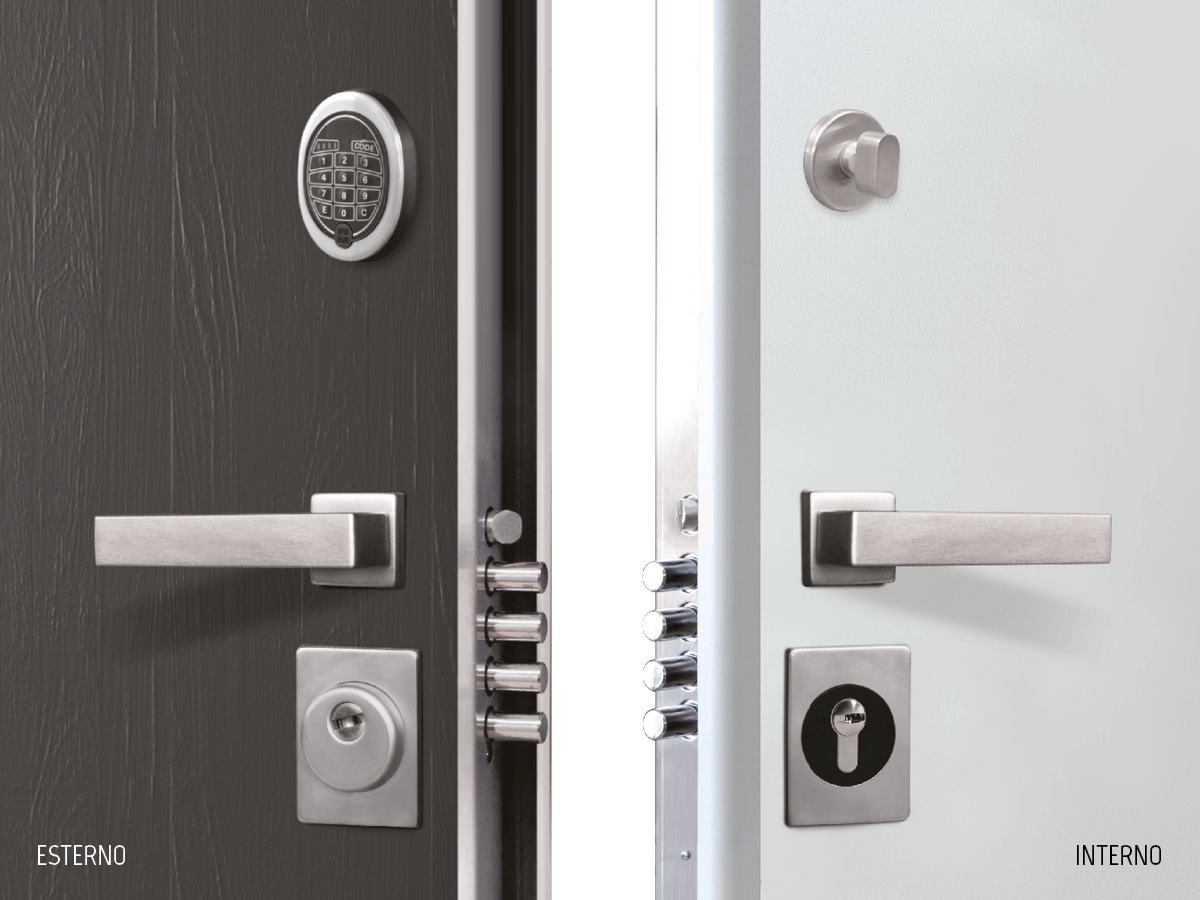 Porte Blindate Stark Serrature Porte Blindate Stark Sicurezza
