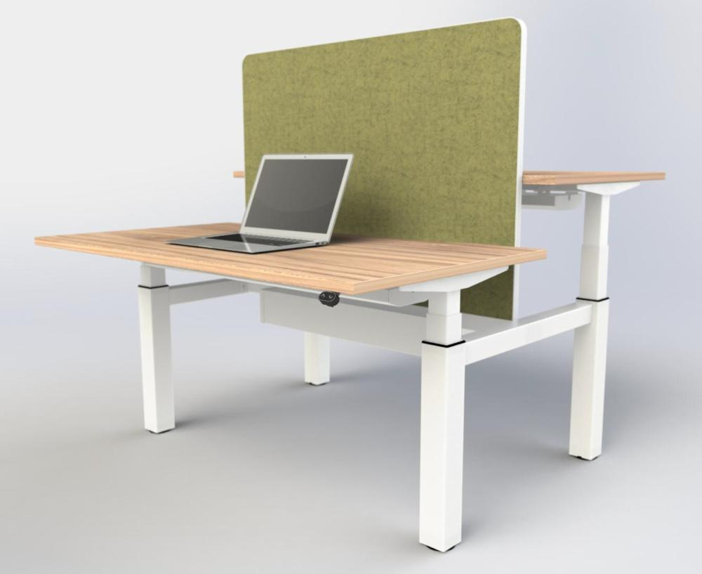Sit To Stand Desk Ebench Sit Stand Bench Desk 1400mm Wide