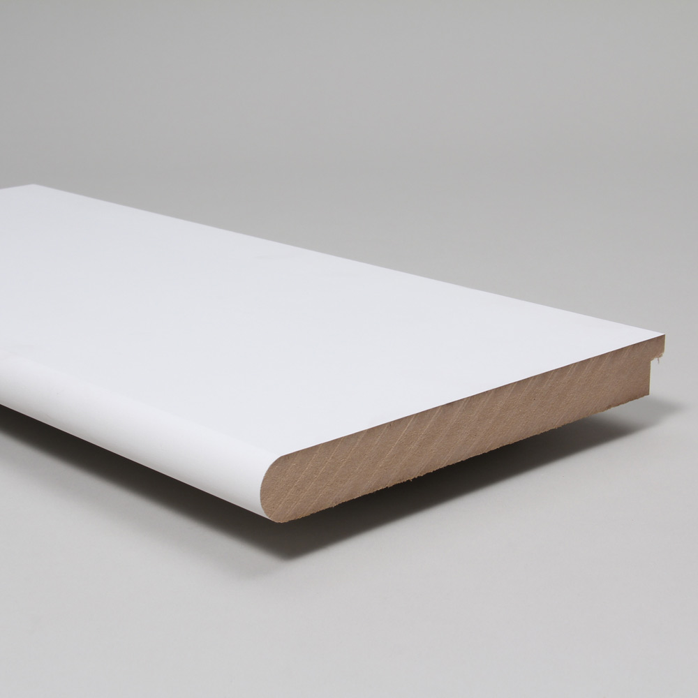 Mdf 22mm Mdf 22mm X 244mm Window Board White Primed Fsc