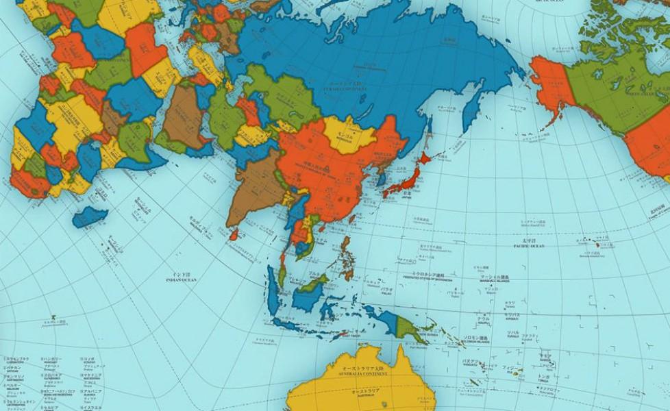 La mappa del mondo più precisa di sempre TPI