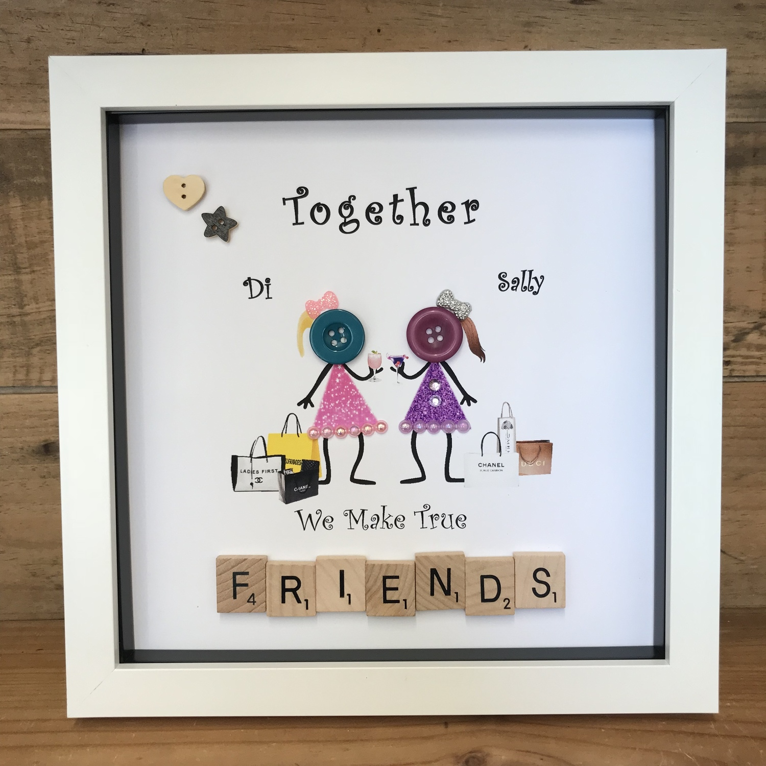 Best New House Gifts Best Friends Crafty Monkey Personalised Gifts For All