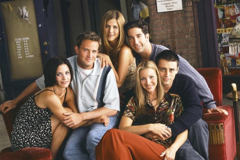 Gli attori di Friends: ecco com?erano e come sono oggi, dopo 22 anni!!