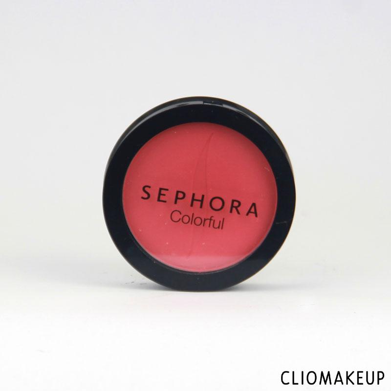 Mini Recensione Colorful Blush Sephora
