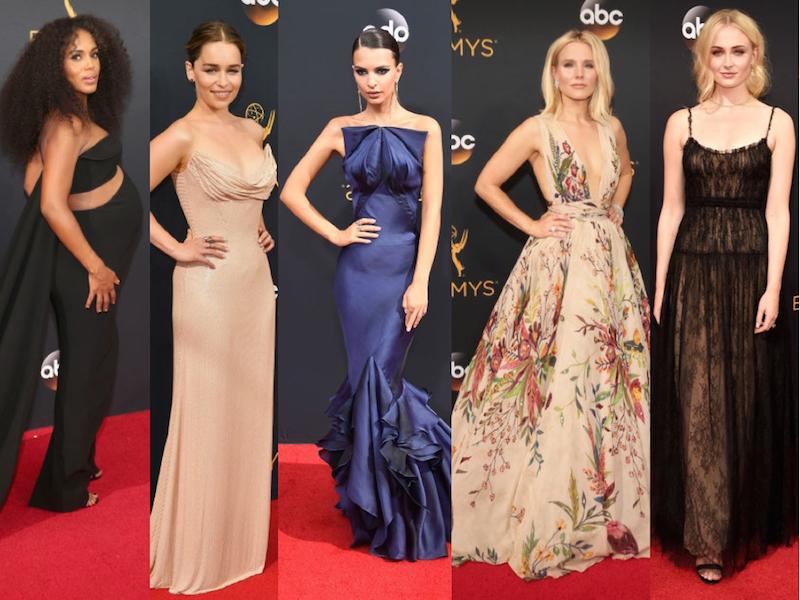 Rivelazione: Emmy Awards 2016 meglio degli Oscar! Originalit� ed eleganza sono di moda!