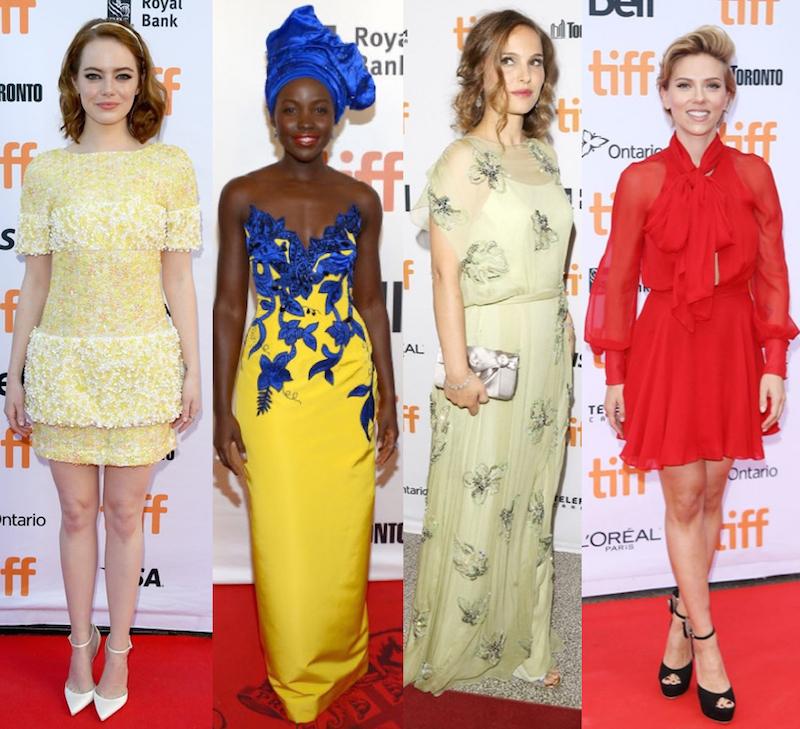 Trucchi spettacolari da copiare tutti i giorni: i migliori del Toronto Film Festival 2016