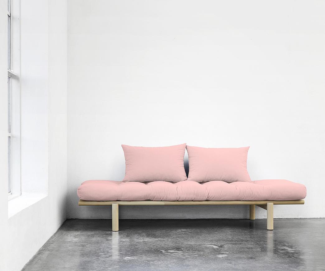 Divano Rosa Cipria : Divano letto rosa antico divano letto rosa antico