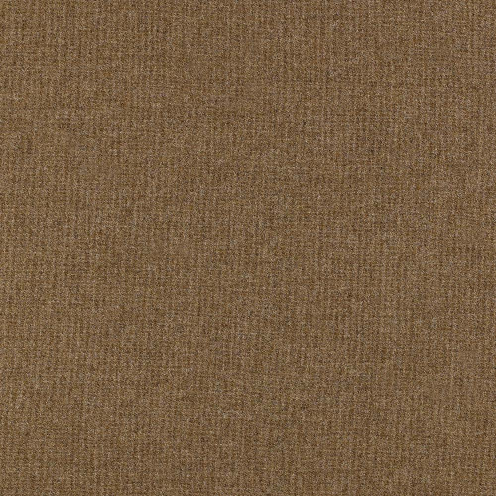 Twill Stoff Plain Twill - Light Brown Fabric | Moonlight | Abraham Moon