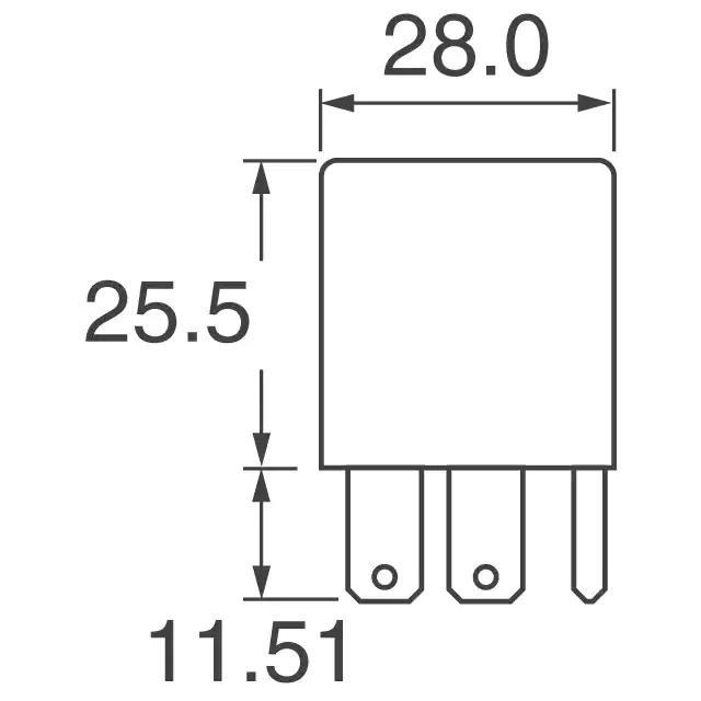 1432871-1 TE Connectivity Potter  Brumfield Relays TE