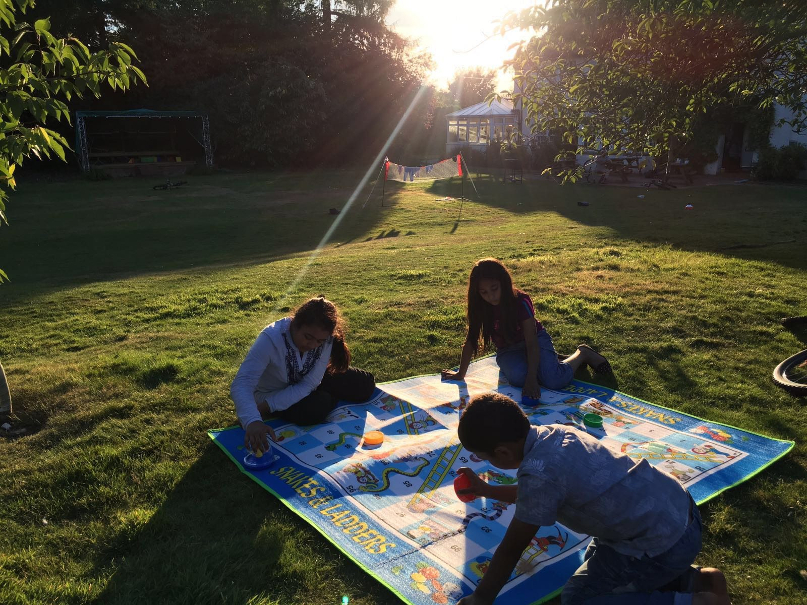 Outdoor Play Mats Outdoor Playmat Games A Hit With Parents Explore Learning