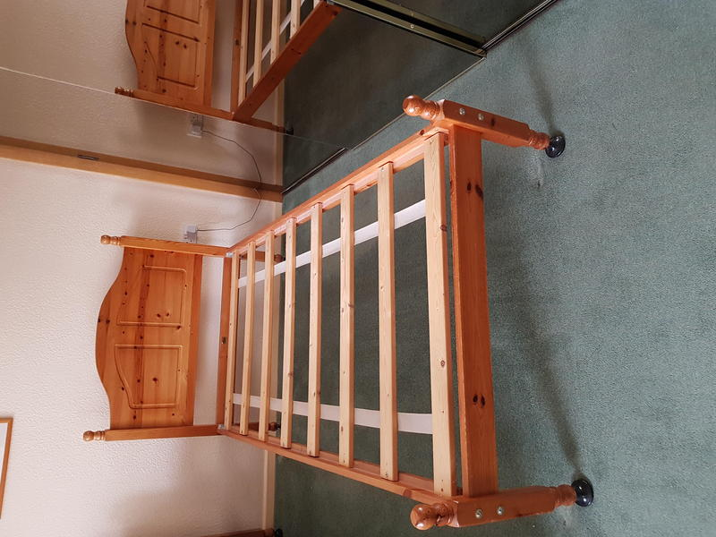 Pine Bed Frames In Burgess Hill Friday Ad