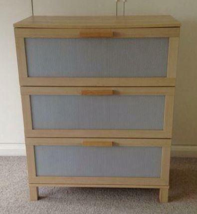 Aneboda Chest Of Drawers Ikea Aneboda Large Set Of Drawers In Hove Friday Ad
