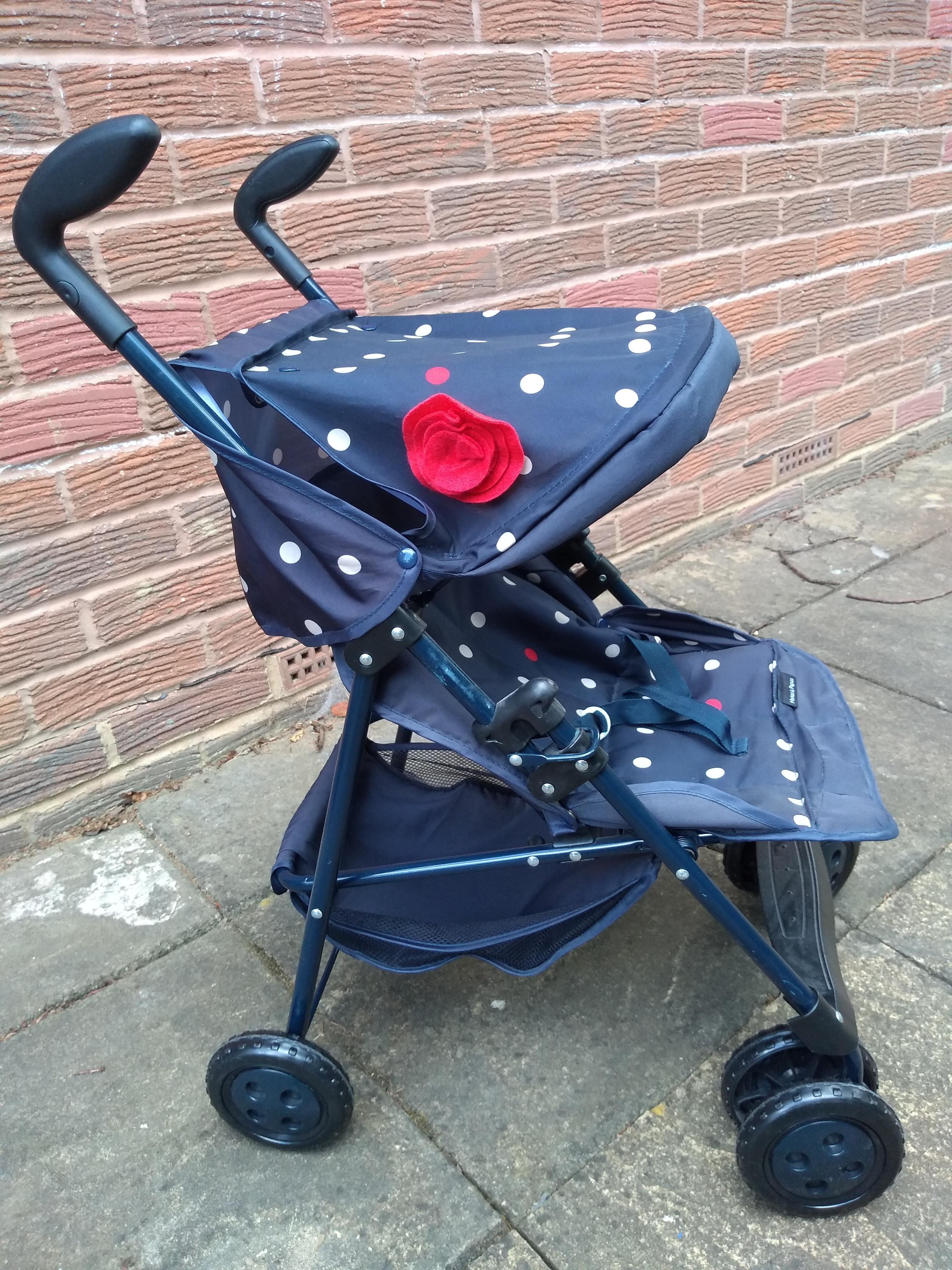 Toy Buggy With Car Seat Mamas Papas Toy Buggy Dolls Pram In Tunbridge Wells