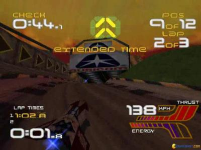 Wipeout XL download PC
