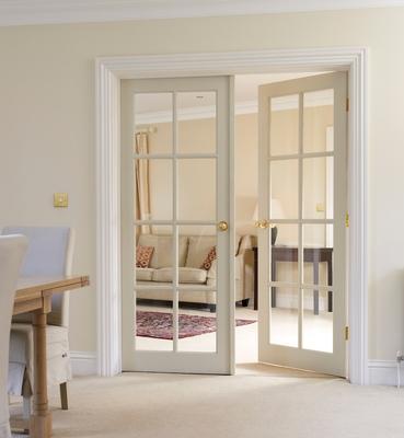 Living Room Door Ideas