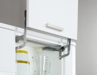 Lift-up hinge mechanism | Kitchen fixtures & fittings ...