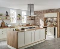 Fairford Antique White Kitchen   Shaker Kitchens   Howdens ...