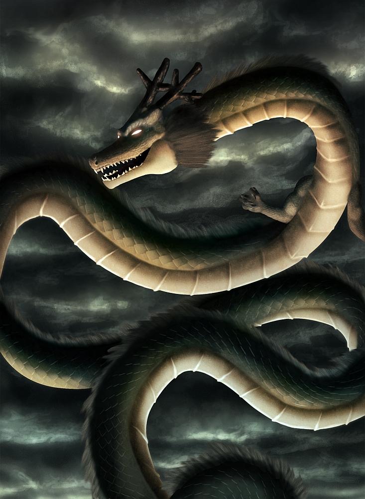 Wallpaper Dragon Ball 3d Hd 8 Visions Of The Dragon God Shenlong