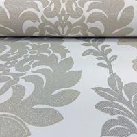 Luxury Damask Design Wallpaper Modern Floral Pattern ...
