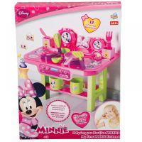 Disney Minnie Mouse My First Kitchen Playset Kids Cook ...