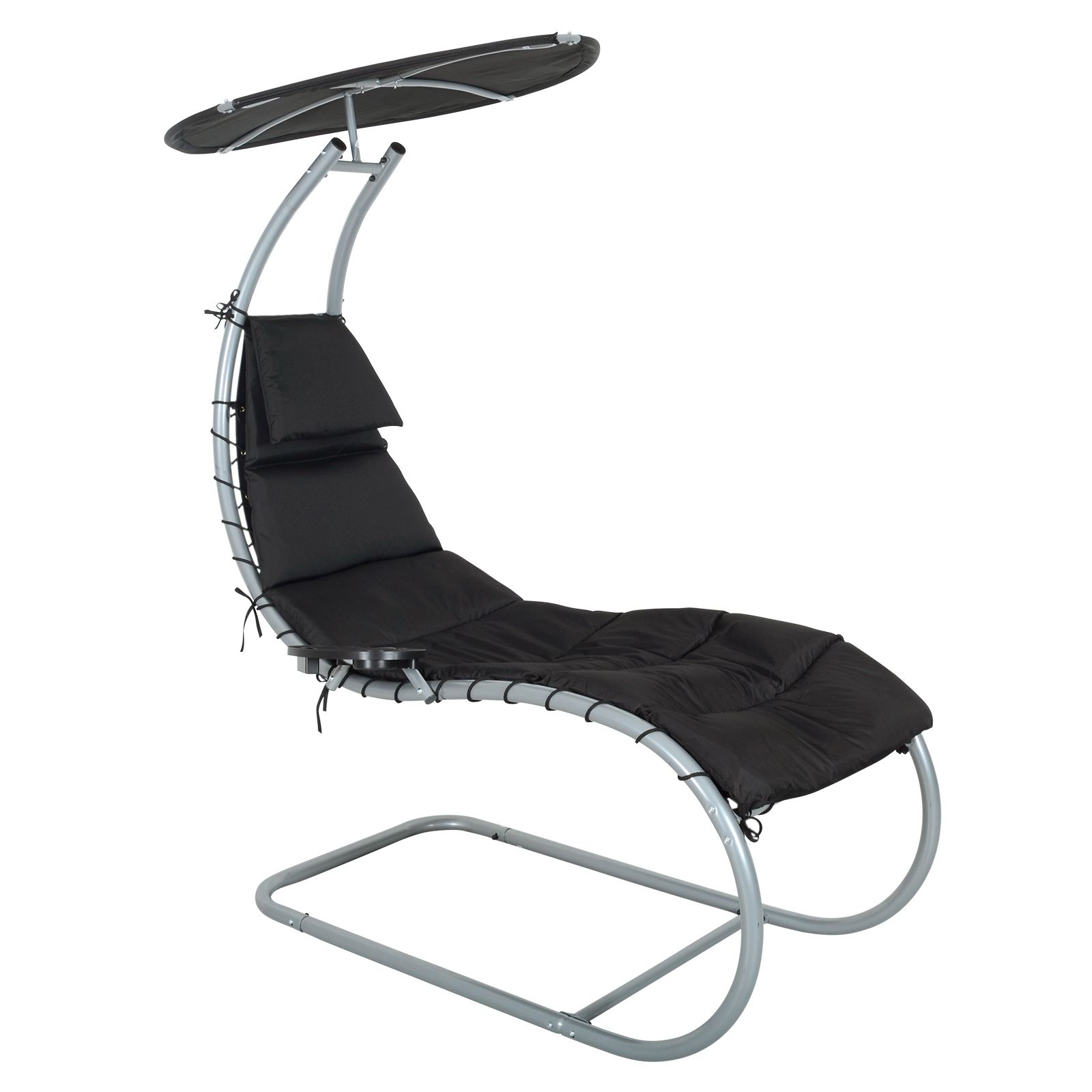 Sun Garden Stuhl Azuma Seconds Dream Chair Garden Lounger Sun Canopy Zero Gravity