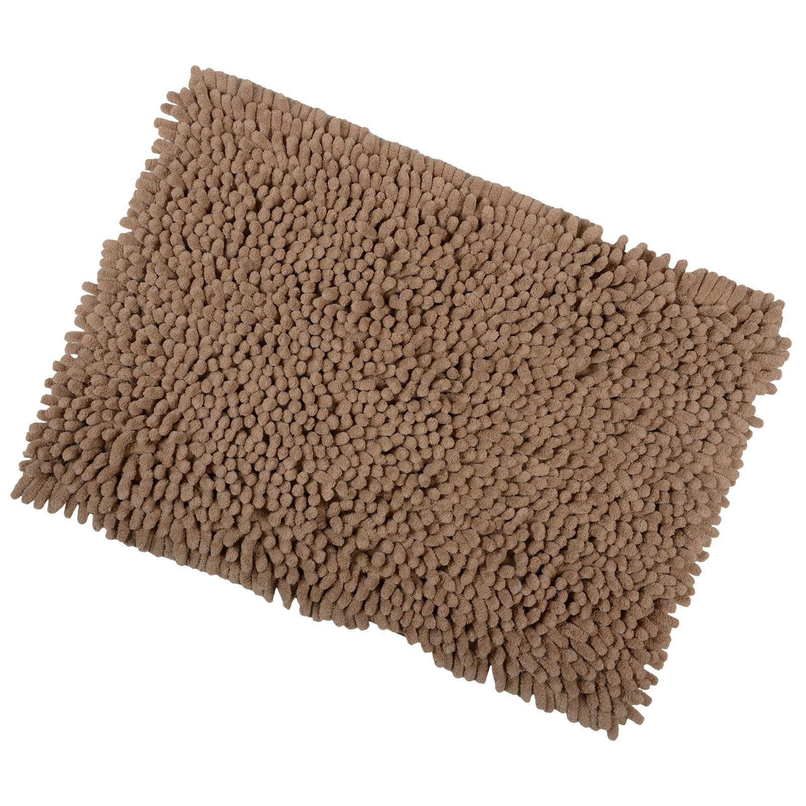 Non Slip Bathroom Mats Shaggy Microfibre Bathroom Shower Bath Mat Rug Non Slip