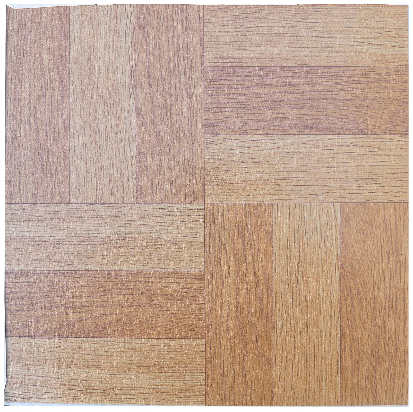 Parquet Adhesif Vinyl Floor Tiles Wood Effect Parquet Panels Squares Self