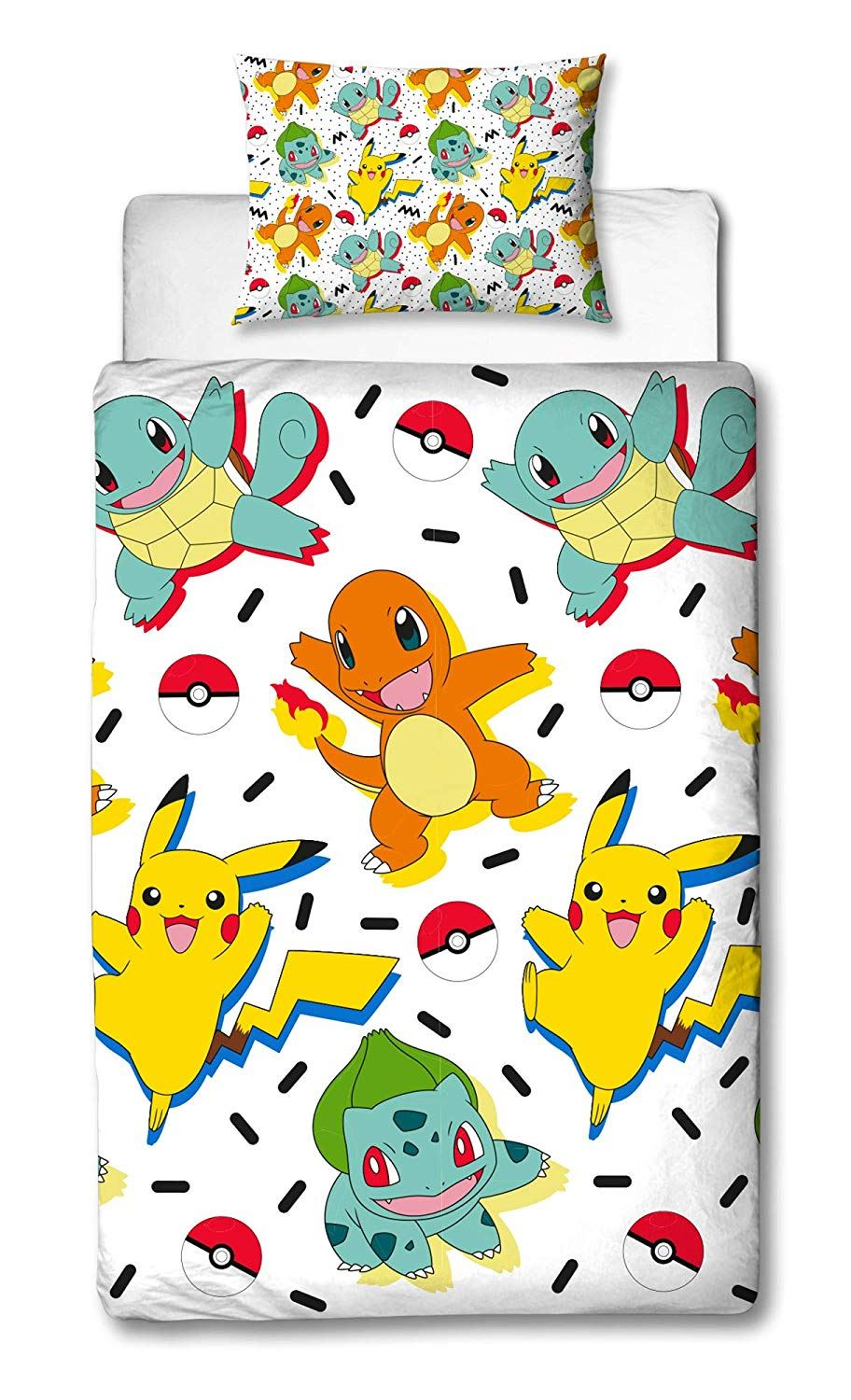 Toy Story Bettwäsche Pokemon Bettwäsche Pikachu Pokeball Bettdecken Handtuch