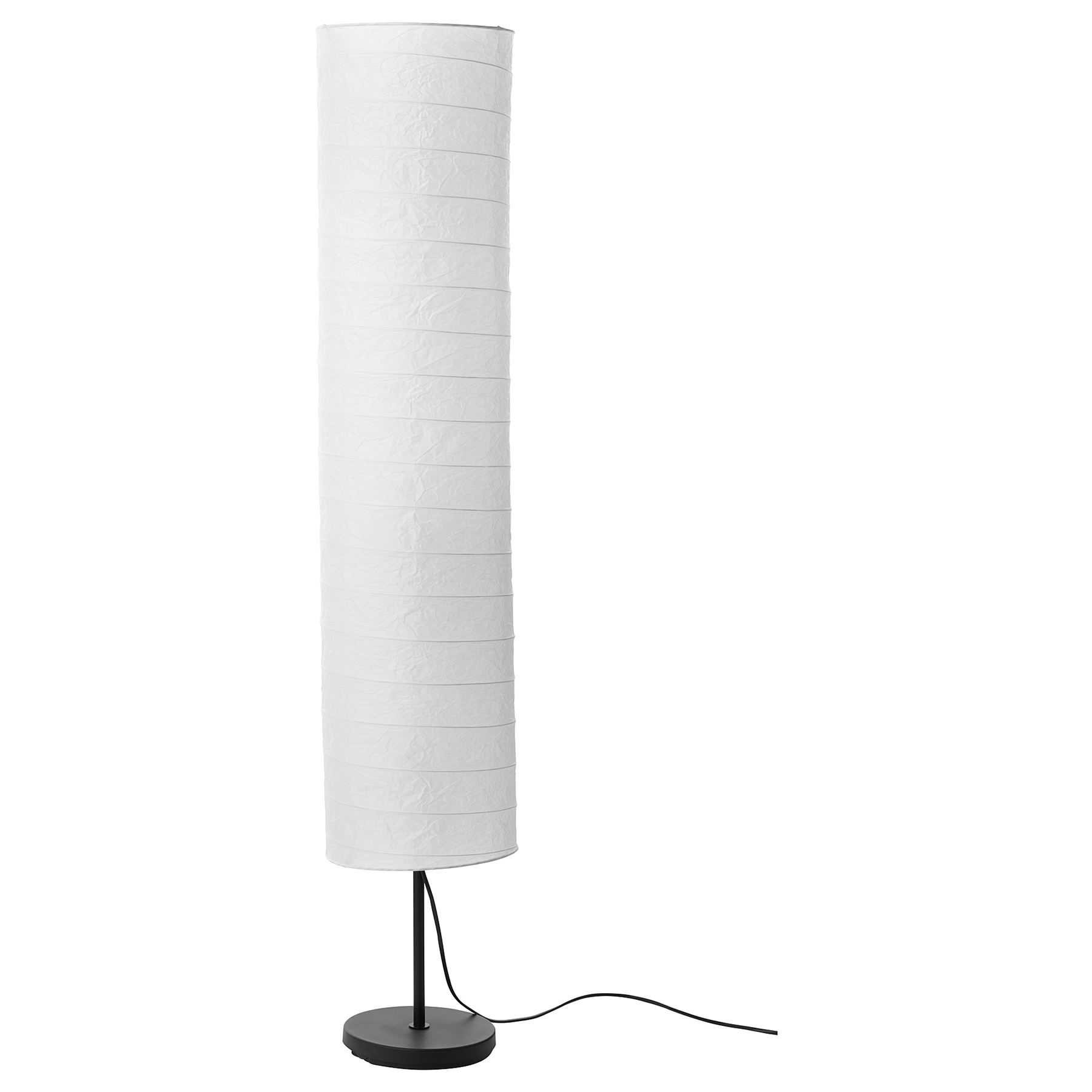 Ikea Reading Lamp Details About Ikea Holmo Tall White Floor Lamp Up Lighter Reading Light Black Base Paper Shade