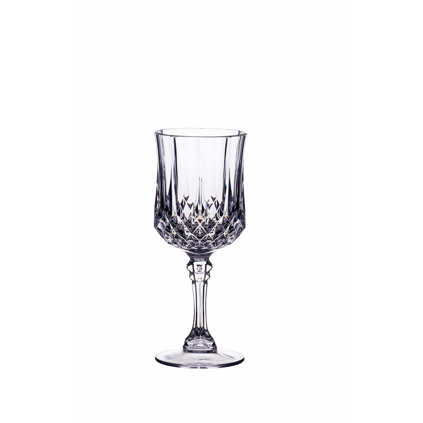 Bicchieri Long Drink Details About Kitchen Craft Bar Craft Cristallo Effetto Acrilico Plastica 200ml Vino Bicchiere