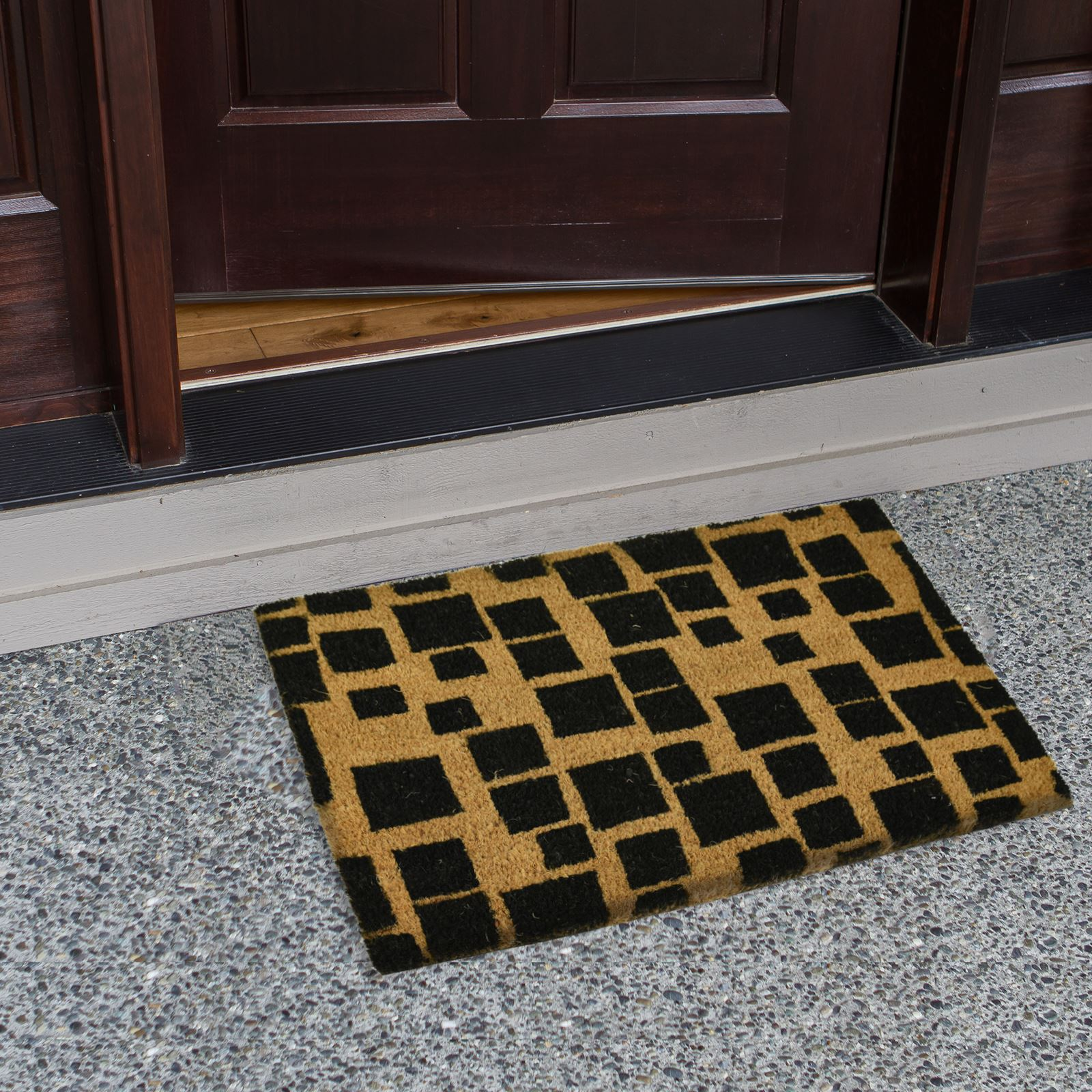Large Door Mats Outdoor Large Welcome Door Entrance Mat Indoor Outdoor Non Slip