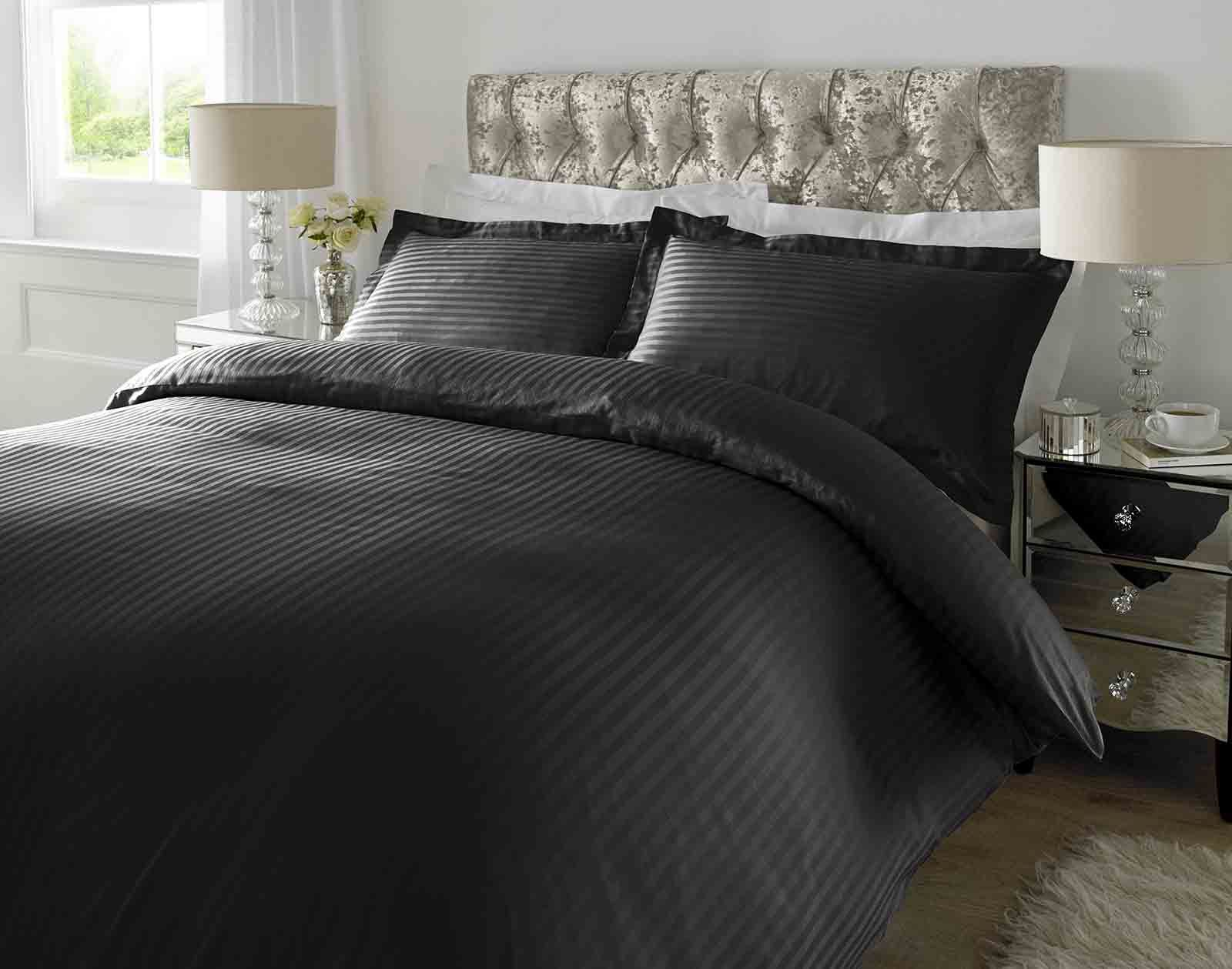Bettwäsche King Size 100 Cotton Luxury Duvet Cover Set Pillow Case Bedding