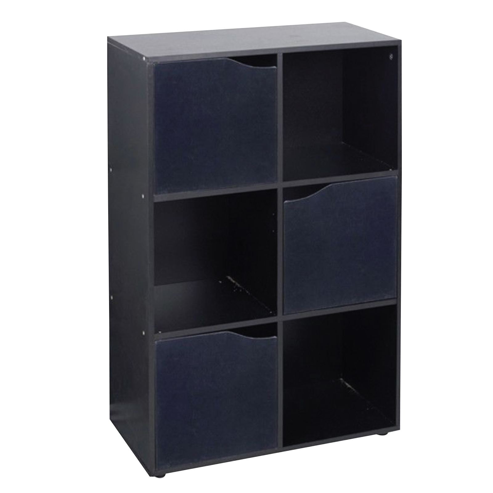 Cube Storage Shelves 4 6 9 Cube Wooden Storage Unit Bookcase Shelving Display