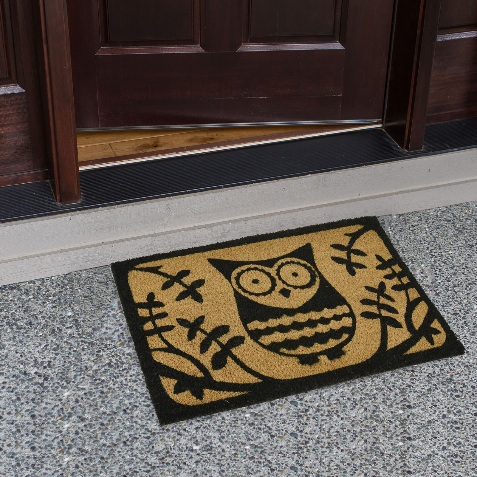 Large Door Mats Outdoor Door Entrance Welcome Mat Large Non Slip Indoor Outdoor