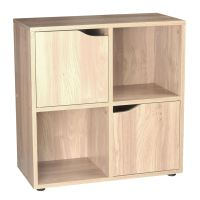 4 6 9 Cube Wooden Storage Unit Bookcase Shelving Display ...