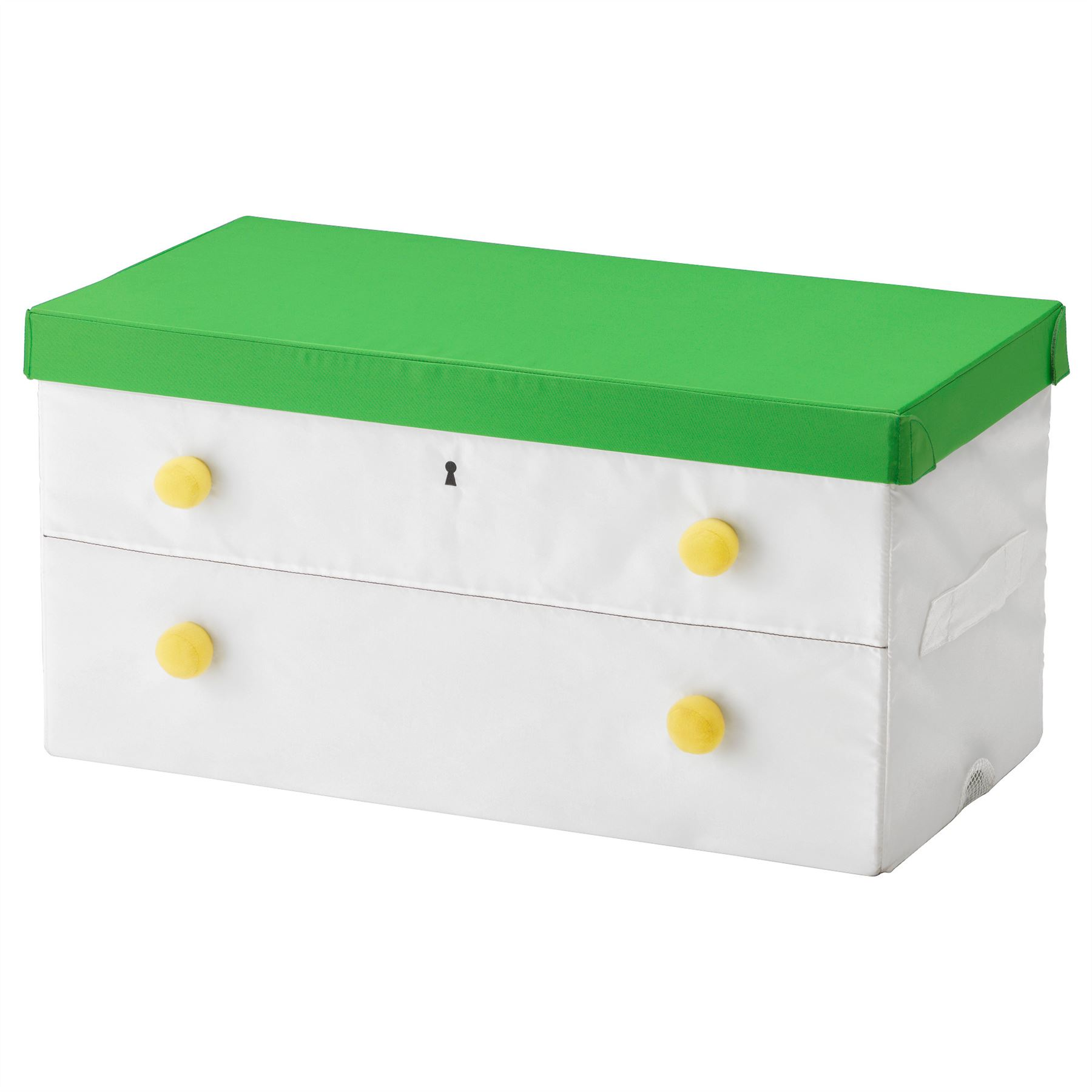 Storage Chest Ikea Details About Ikea Flyttbar Chest Storage Solutions Laundry Toy Basket Kids Trunk Green