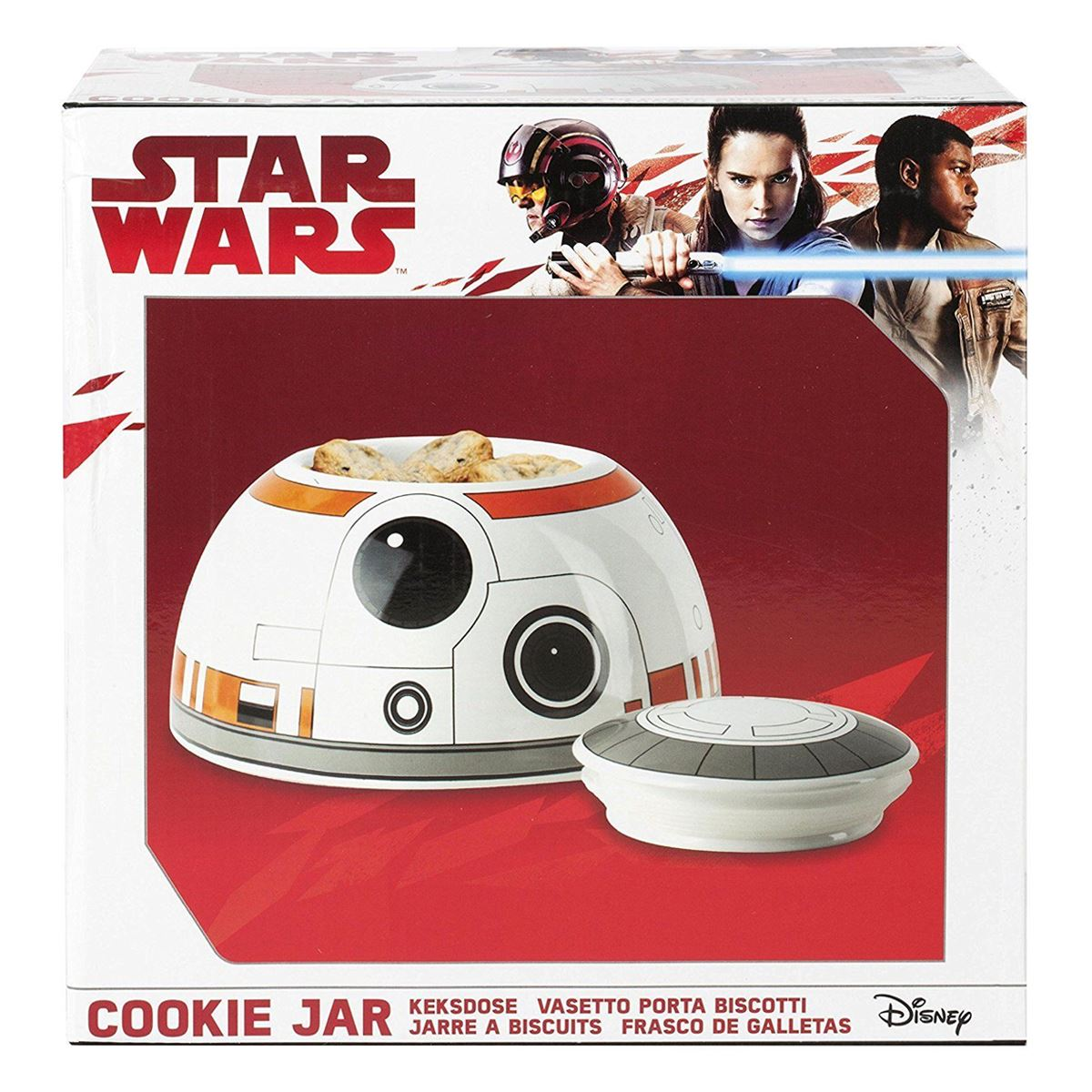 Star Wars Cookie Jars New Star Wars R2 D2 Or Bb 8 Dome Cookie Jar Ceramic