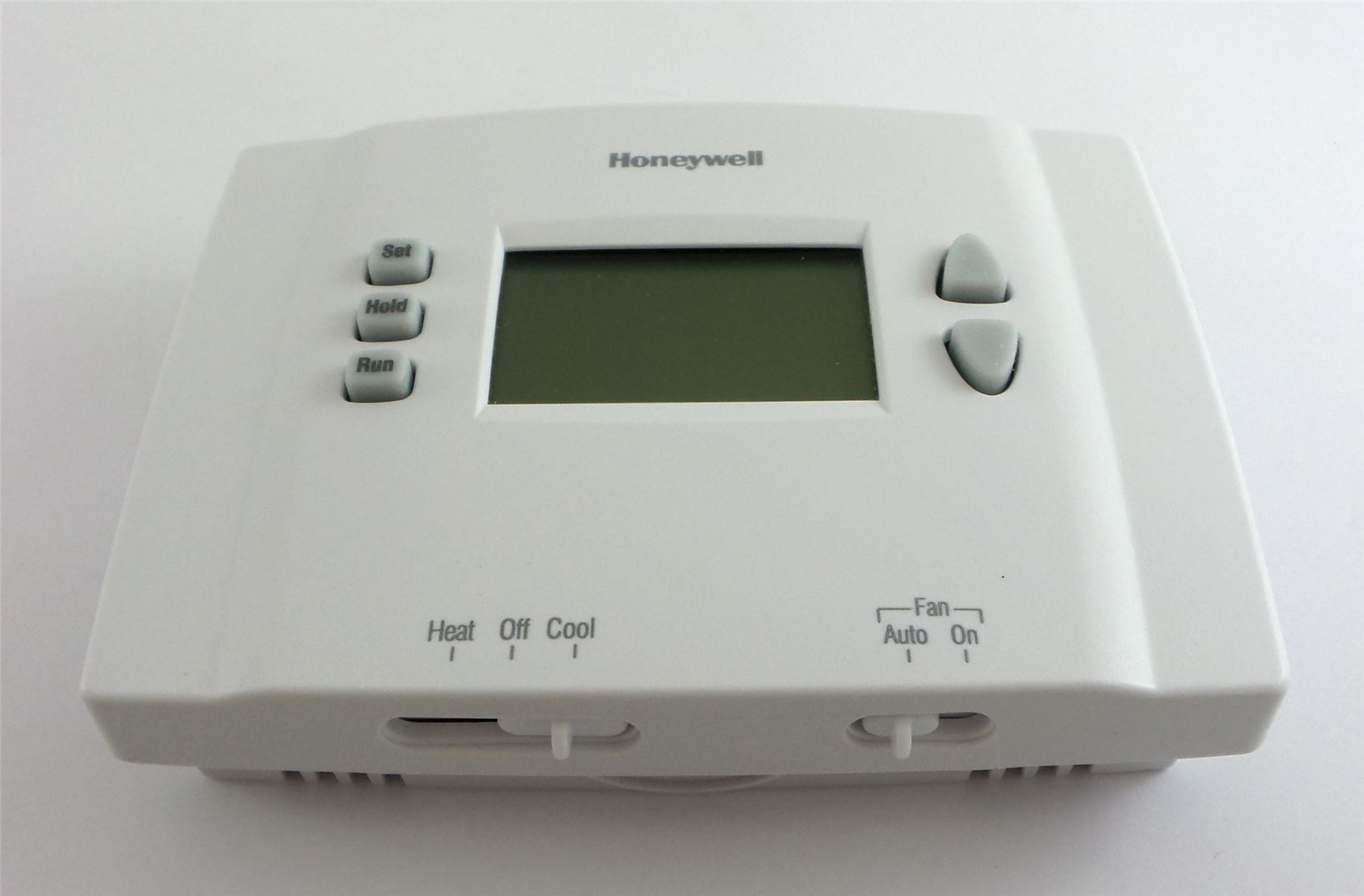 Honeywell Programmable Thermostat Details About Honeywell Programmable Thermostat Backlit Display 7 Day Rth2510b White See Desc