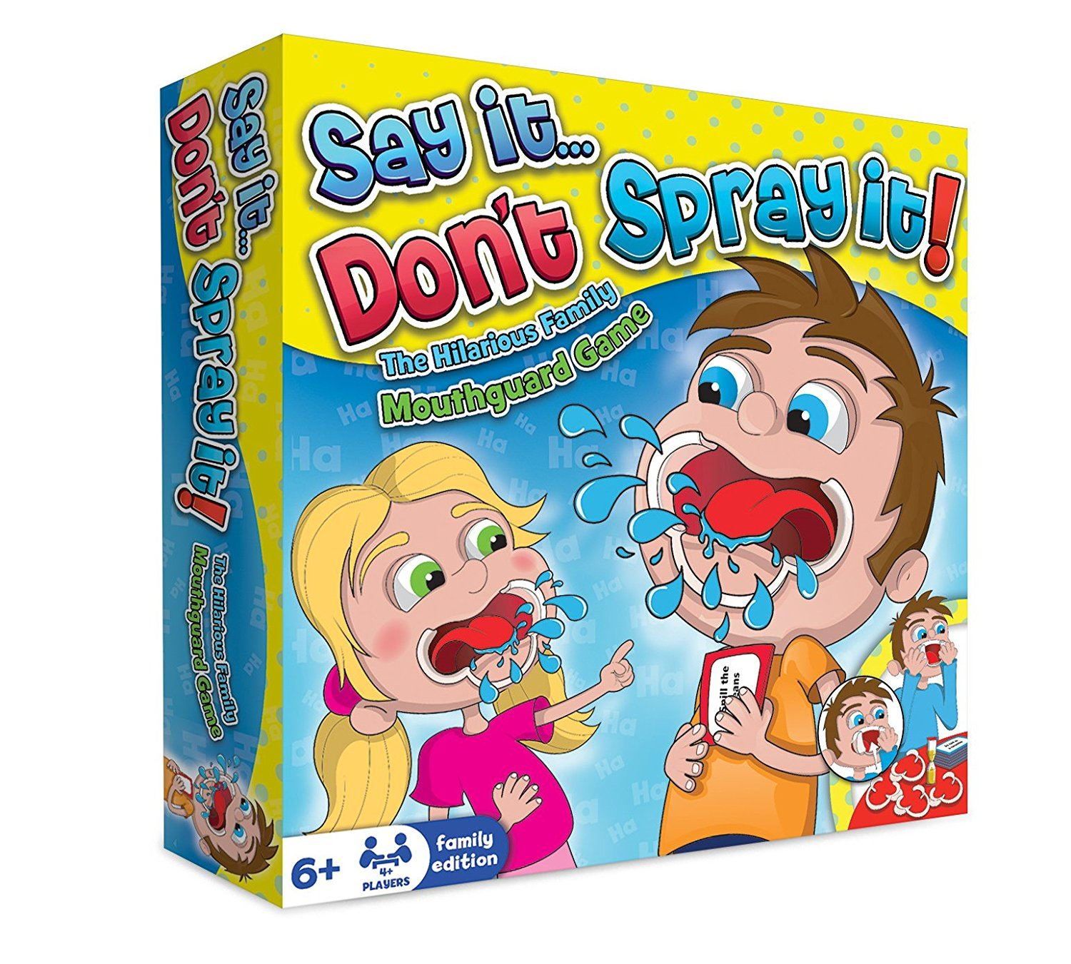 Juego De Mesa Splash Say It Don 39t Spray It Party Game The Hilarious
