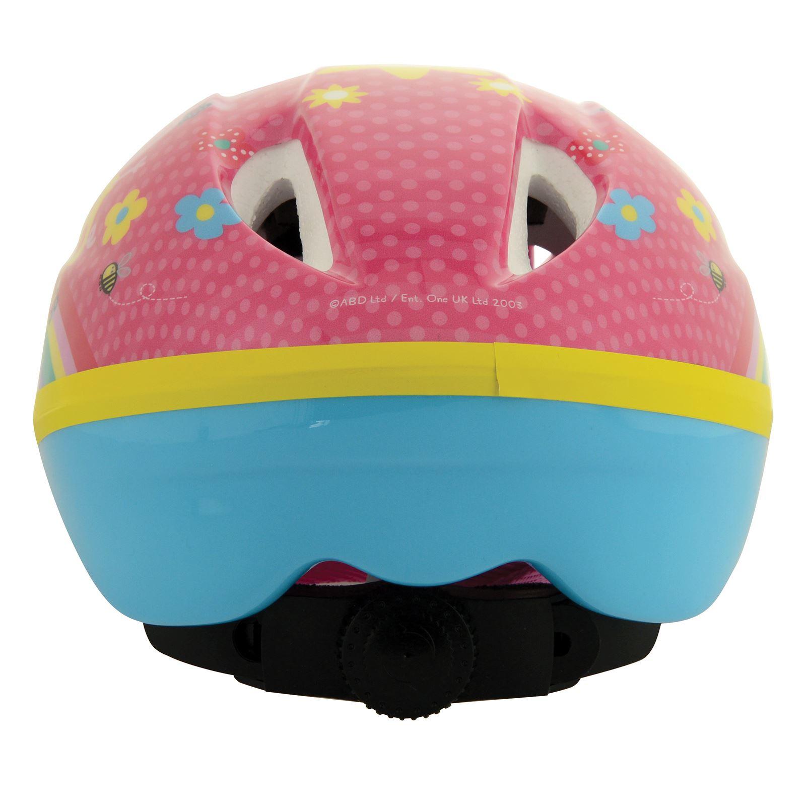 Fireman Sam 3d Wallpaper Childrens Disney Character Safety Cycle Bike Helmets