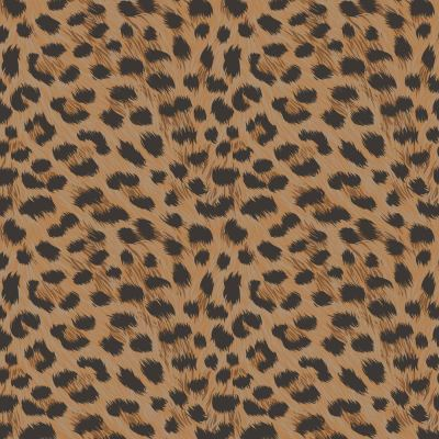LEOPARD PRINT WALLPAPER – ANIMAL PRINT FINE DECOR PURPLE GOLD BROWN WHITE LILAC | eBay