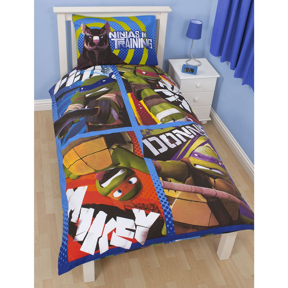 Kindermöbel Wohnen Single Bedding Sets Boys Bedroom Teenage Mutant Ninja Turtles Duvet Covers Maybrands Com Ng